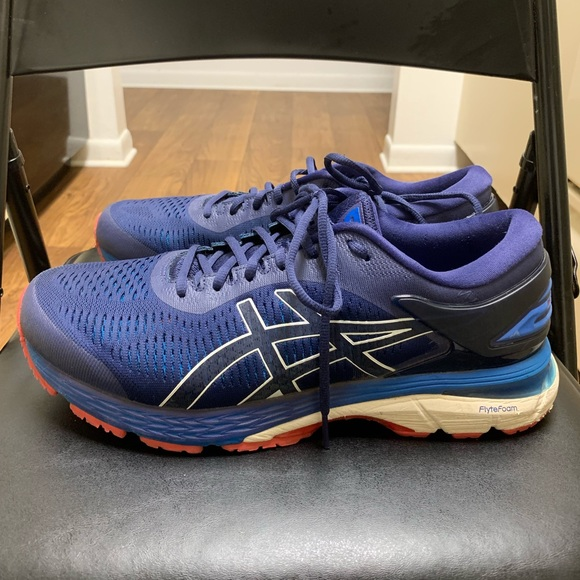 asics mens trainers size 45